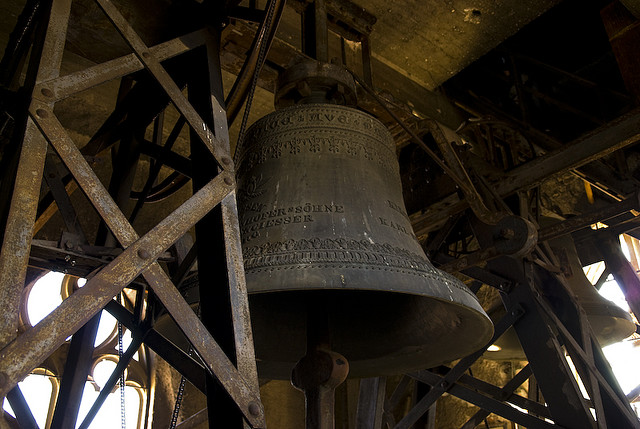 Ask not for whom the bell tolls, it tolls for thee