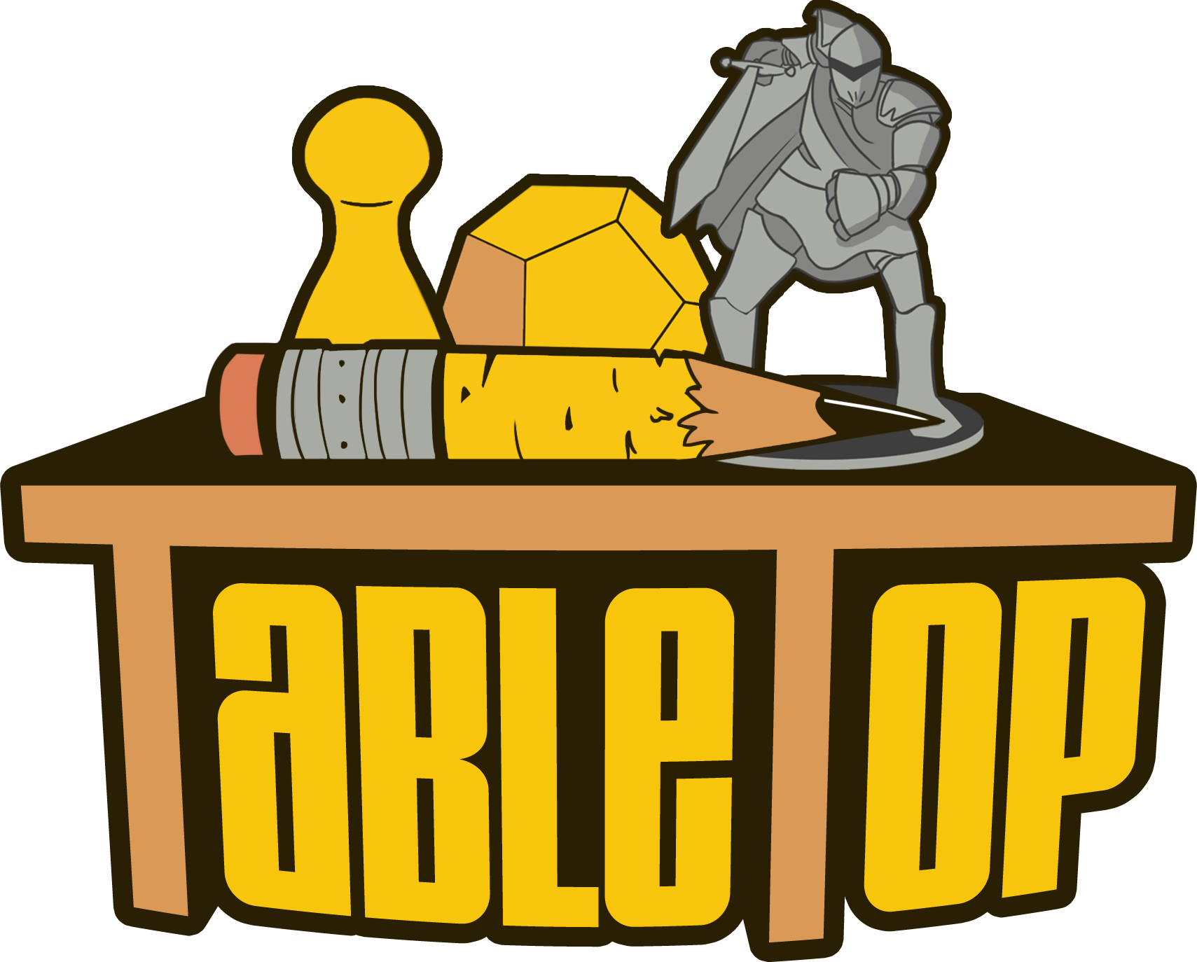 Tabletop Season 3 on Indiegogo